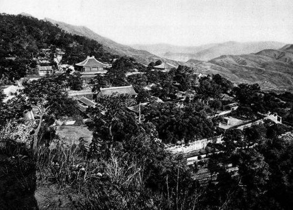Храм Цзетай на горе Сишань. Фото с epochtimes.com