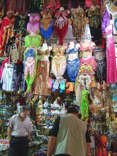 Гранд-базар. Фото: Ирина Рудская. The Epoch Times