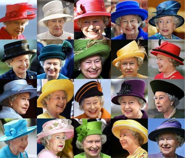 Модні капелюшки англійської королеви (фотоогляд)  7f15dfd266d8d
