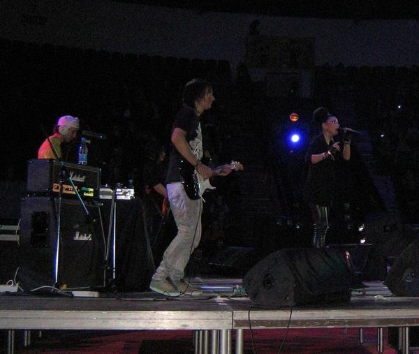 Співачка Йолка у Дніпропетровську, цирк, 15.04.2011. Фото: epochtimes.com.ua