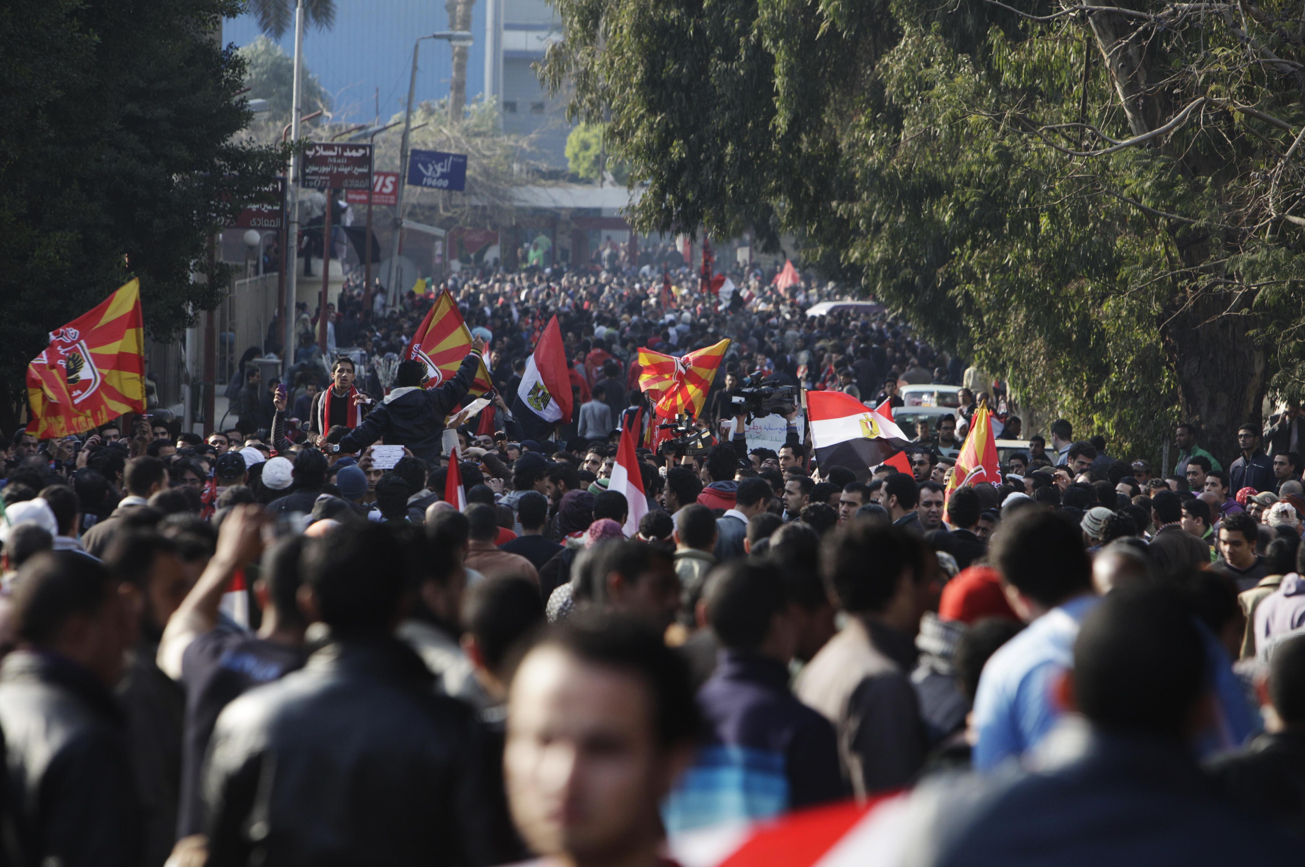 Мешканці Каїру вимагають стратити главу тимчасового уряду Єгипту