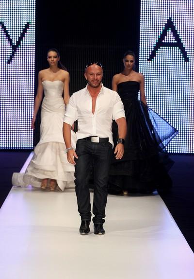 Тиждень моди в Сіднеї: колекція від Alex Perry. ФОТООГЛЯД