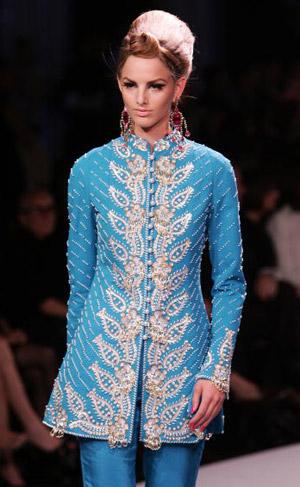 Коллекция Dior 2008 Cruise. Фото: Bryan Bedder/Getty Images