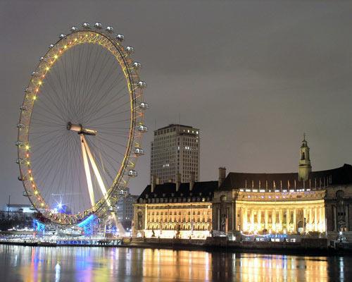 Виды Англии. Фото: fotoart.org.ua