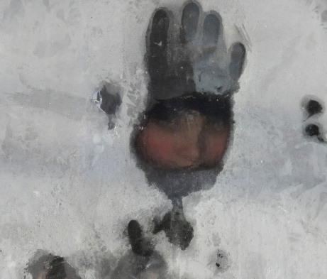 Из-за сильных морозов приостановлена учёба в 6400 школах Украины