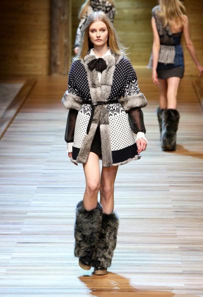 Тиждень моди у Мілані. Фото: Vittorio Zunino Celotto/getty Images