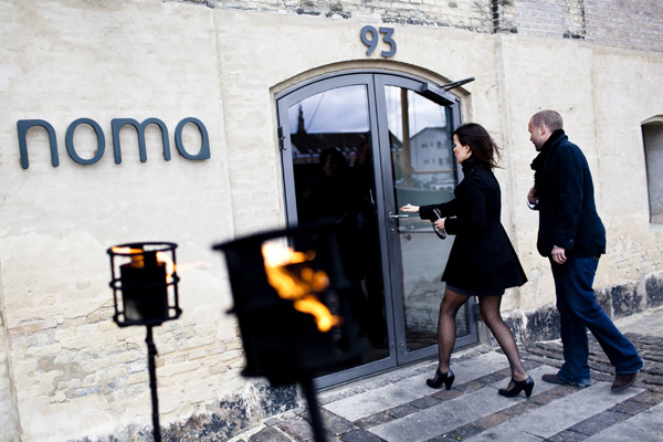 Ресторан Noma в Копенгагене. Фото: Casper Christoffersen/AFP/Getty Images
