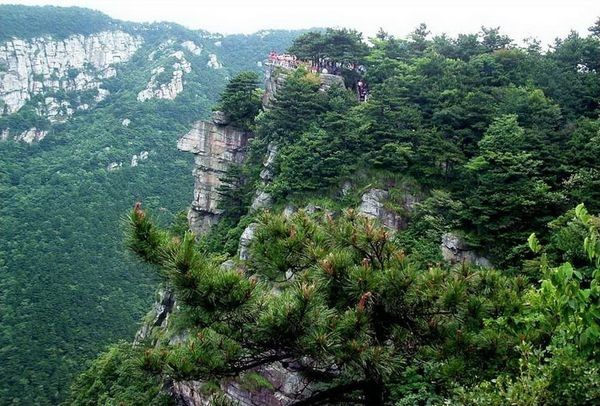 Гори Лушань - обитель небожителів. Фото з secretchina.com