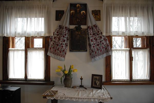 Дом-музей на Приорке в Киеве — место, где летом 1859 года Шевченко остановился во время своей последней поездки в Украину. Фото: Владимир Бородин/The Epoch Times