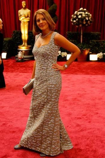 Кірстен Лі (Kirsten Lea) відвідала церемонію вручення Премії 'Оскар' в Голівуді Фото: Vince Bucci/Getty Images