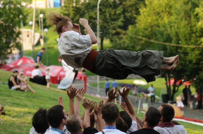 Этнический фестиваль 'Країна Мрій' проходит в киеве 22-23 июня. Фото: Владимир Бородин/EpochTimes.com.ua