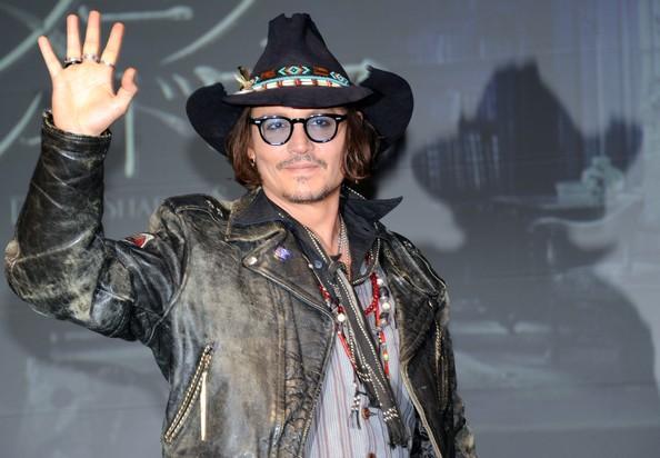 Самый богатый актёр №1: Джонни Депп. Фото: TOSHIFUMI KITAMURA/AFP/GettyImages