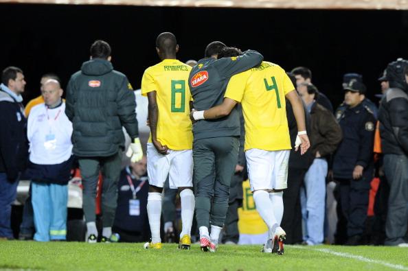 Бразилия – Парагвай Фото: Getty Images Sport
