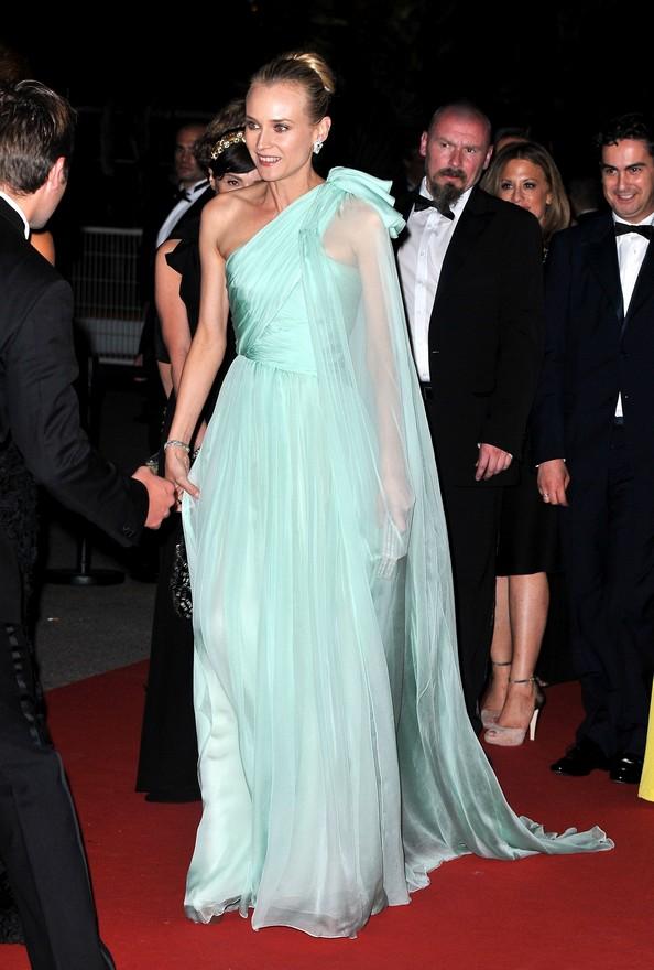 Диана Крюгер — член жюри кинофестиваля. Фото: Pascal Le Segretain/Getty Images