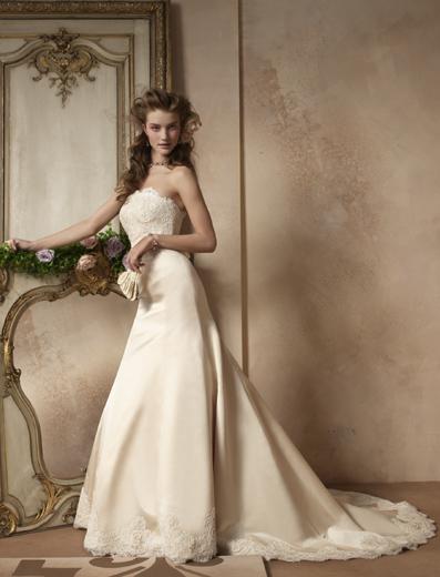 Весільні сукні від Alvina Valenta. Фото з efu.com.cn