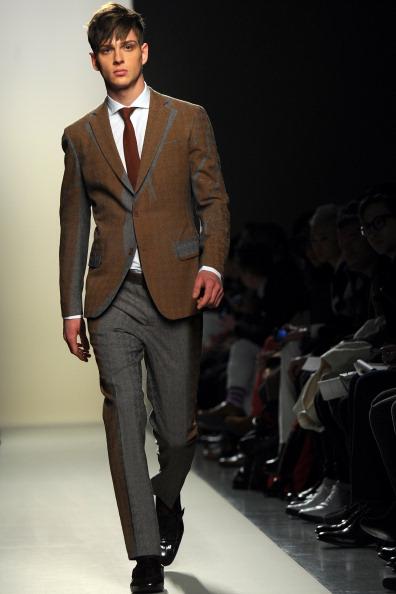 Неделя мужской моды в Милане: Milan Fashion Week 2012. Фото: OLIVIER MORIN