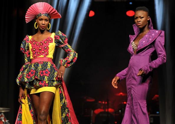Дакарская неделя моды (Dakar Fashion Week) отмечает своё десятилетие. Фото: SEYLLOU/AFP/GettyImages