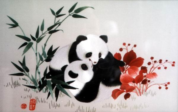 Сычуаньская вышивка. Фото: eblcu.com