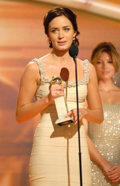 Емілі Блант (Emily Blunt) - 'Краща актриса другого плану' за роль у фільмі 'Диявол носить Prada' /The Devil Wears Prada/ (2006)
