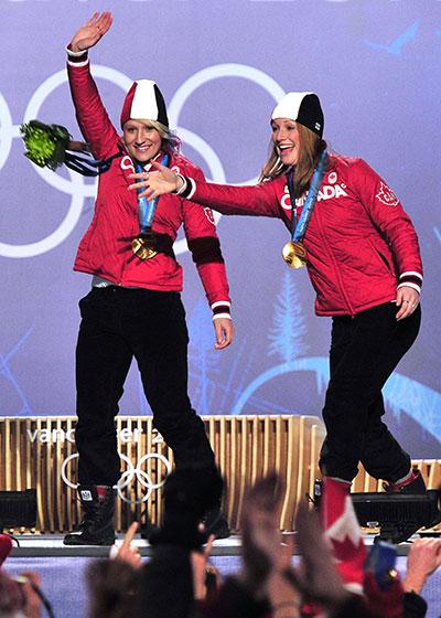 Самі смішні фото зимової Олімпіади-2010. Фото: AFP/Getty Images