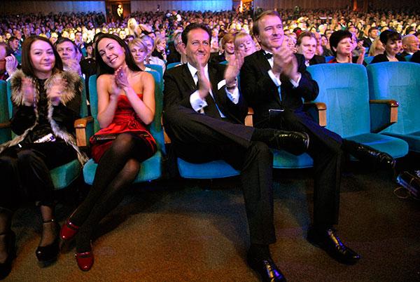 Церемонія нагородження премією «Людина року - 2009» пройшла у Києві 20 березня 2010 року. Фото: Володимир Бородін/The Epoch Times