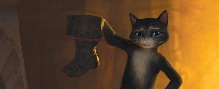 Кадр из фильма 'Кот в сапогах'