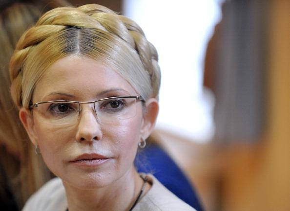 Юлия Тимошенко.