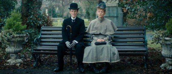 Кадр из фильма «Таинственный Альберт Ноббс»