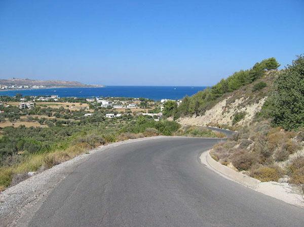 Острів Родос, Греція. Фото: kvacida.ru