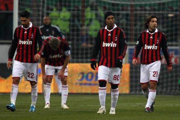 'Інтер' - 'Мілан' фото:Michael Steele,Claudio Villa /Getty Images Sport