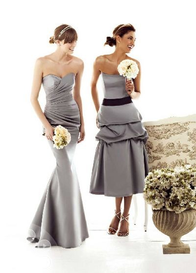 Нарядна сукня для свідка. Фото з efu.com.cn