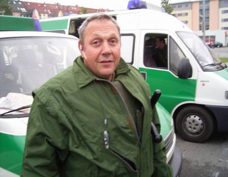 Комісар поліції Міхаель Конраді. Фото: Тіло Герке/Велика Епоха