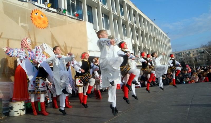 Масленица в Севастополе. Фото: Алла Лавриненко/The Epoch Times Украина