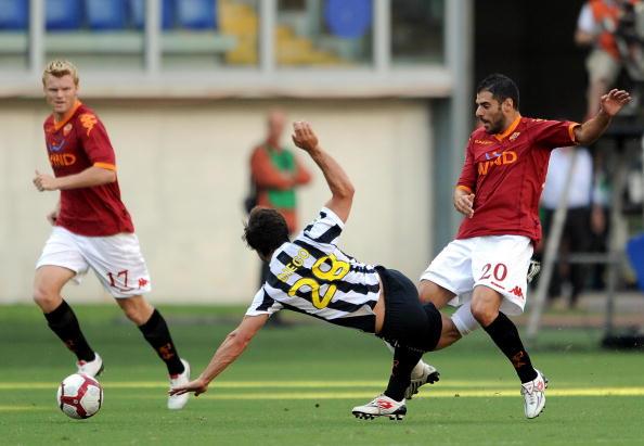 Рома-Ювентус Фото: Paolo Bruno,Giuseppe Bellini/Getty Images Sport