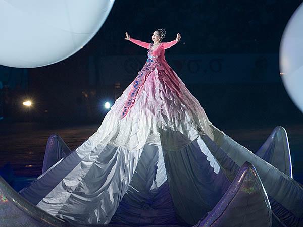 Церемонія відкриття VIII Всесвітніх Ігор відбулася в Тайвані. Фото: AFP