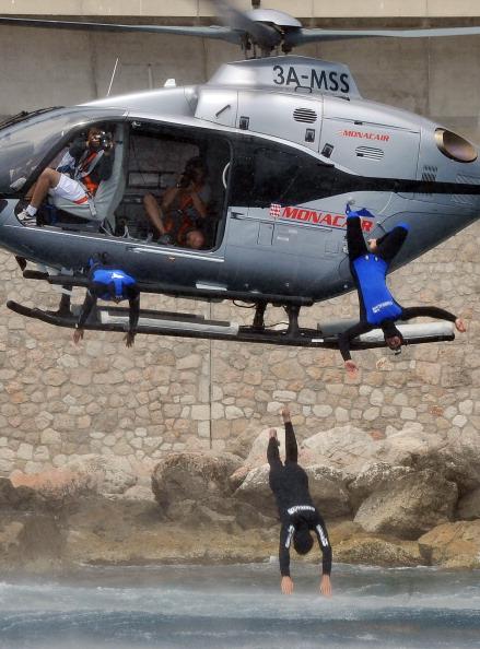 «Мир и Спорт» – Операция «Посейдон». Фото: Pascal Le Segretain/Getty Images