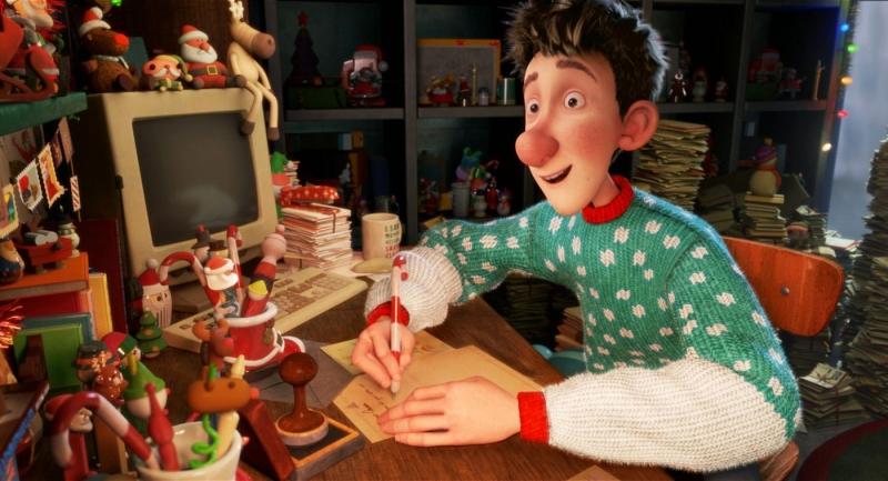 Миссия «Рождественское спасение» создаст праздничное настроение. Кадры из фильма