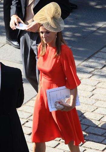 Весілля онучки королеви Єлизавети II Зари Філіппс. Фото: Chris Jackson PT / Getty Images