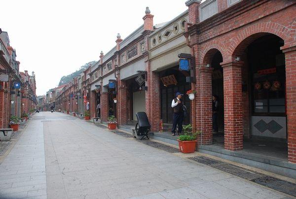 Улицы г.Тайбэя. Фото с aboluowang.com