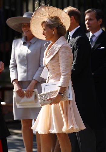 Свадьба внучки королевы Елизаветы II Зары Филиппс. Фото: Jeff J Mitchell/Getty Images
