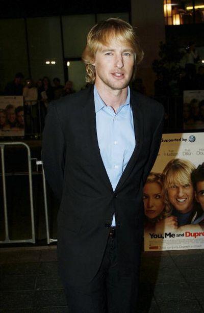 Оуен Уїлсон / Owen Wilson. Фото: Getty Images