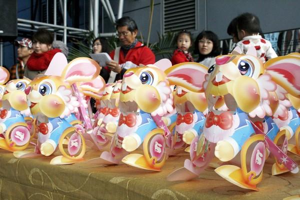 Свято ліхтарів Юаньсяо. Китайська республіка (Тайвань). Фото: ЦАН