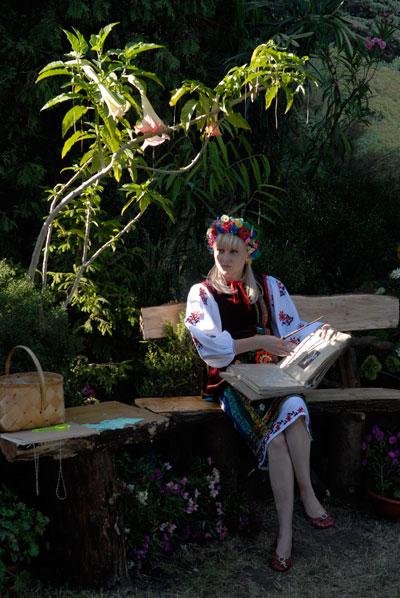 Виставка квітів відкрилася у Києві. Фото: Володимир Бородін / The Epoch Times