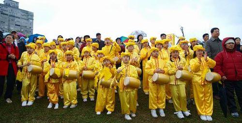 Танець з китайськими барабанами. Фото: Тан Бін/Велика Епоха