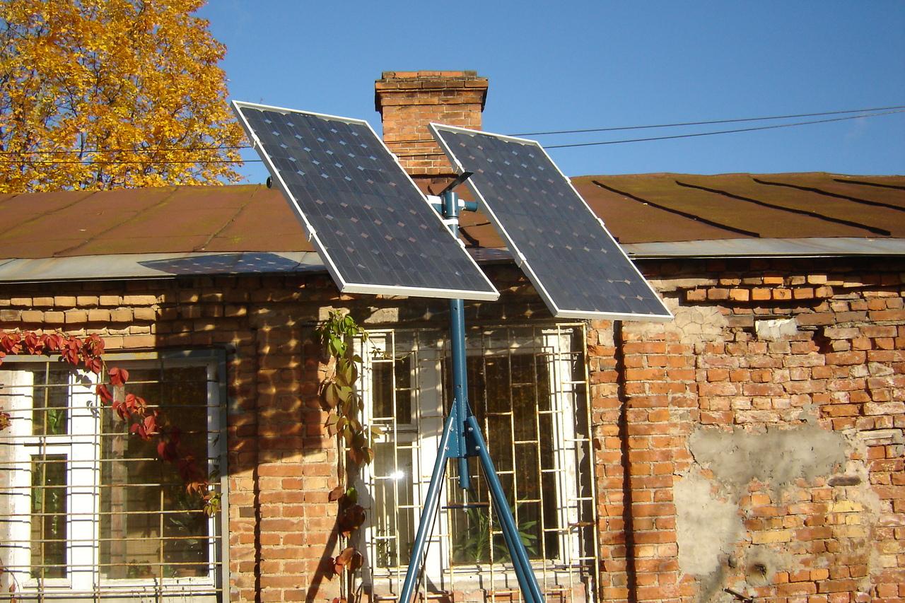 Альтернативное отопление дома своими руками фото