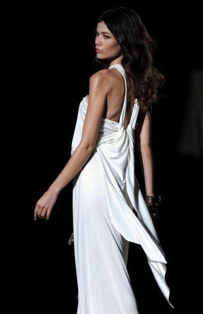 Показ весенне-летней коллекции DSquared2 в рамках Недели высокой моды в Милане. Фото: FILIPPO MONTEFORTE/AFP/Getty Images