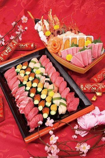 Салат з риби японський. Приготований із сьомги і лосося. Фото з epochtimes.com