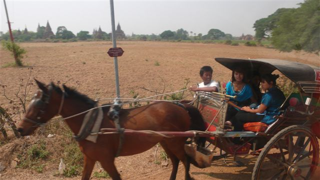 Путешествие в Бирму — удивительную страну. Фото: Франсиско Гавилан