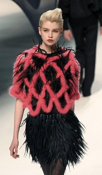 Колекція від японського дизайнера Issey Miyake на Тижні моди в Парижі. Фото: Gettyy Imges