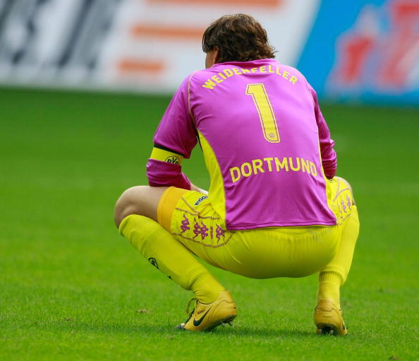 Борусія Д - Баварія фото:JUERGEN SCHWARZ,Martin Rose /Getty Images Sport